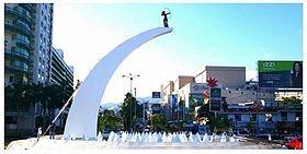 monumento de la diana de acapulco