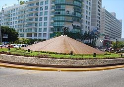 la diana cazadora de acapulco