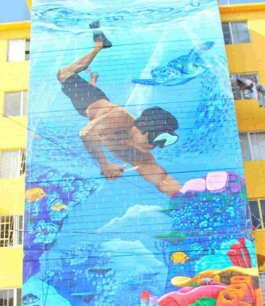 arte urbano de acapulco