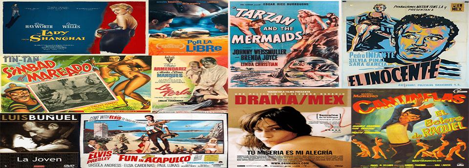 Películas que se filmaron en Acapulco