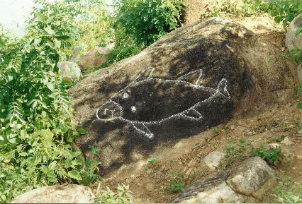 zona arqueológica sabana