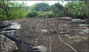zona arqueológica palma sola