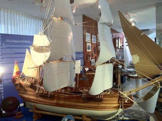 Museo naval en acapulco