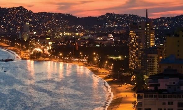 el primer hotel de Acapulco
