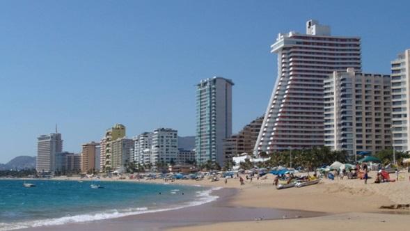 hotel en acapulco