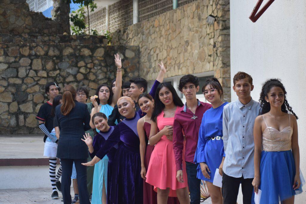 cuarta generación de la escuela de iniciación artística de Acapulco