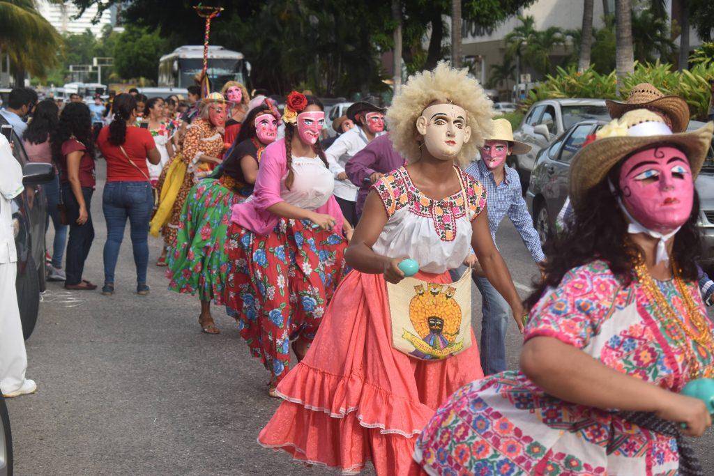 Instituto de la Danza  Mexicana en Acapulco